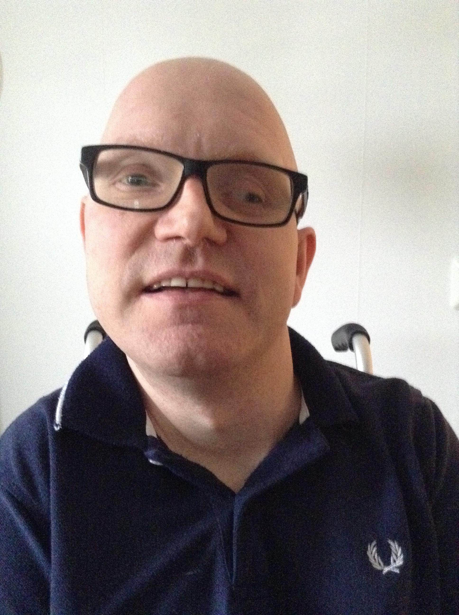 Claes Bogdanoff : Vice ordförande och informationsansvarig