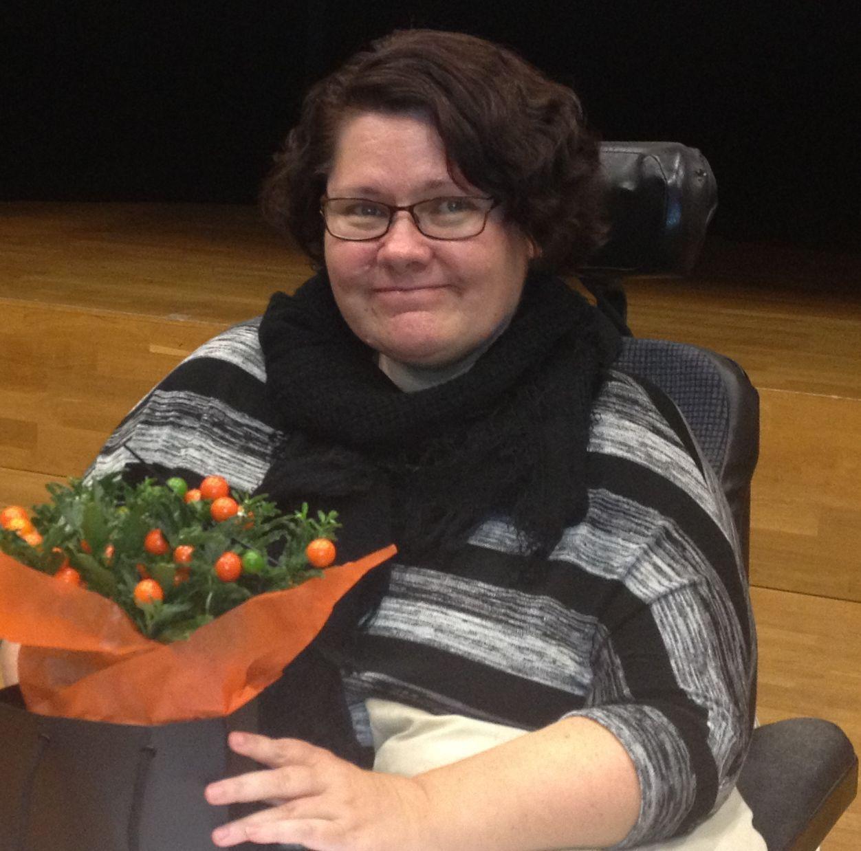 Lotta Ottosson : Sekreterare och utbldningsansvarig